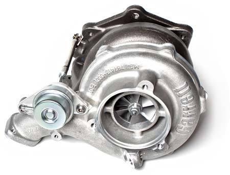 Wordt de turbodruk verhoogd?
